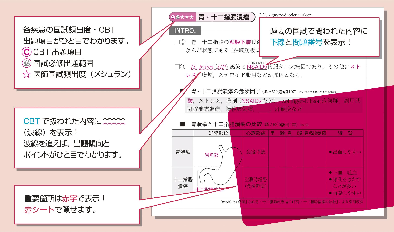 レビューブック内科・外科の紙面紹介